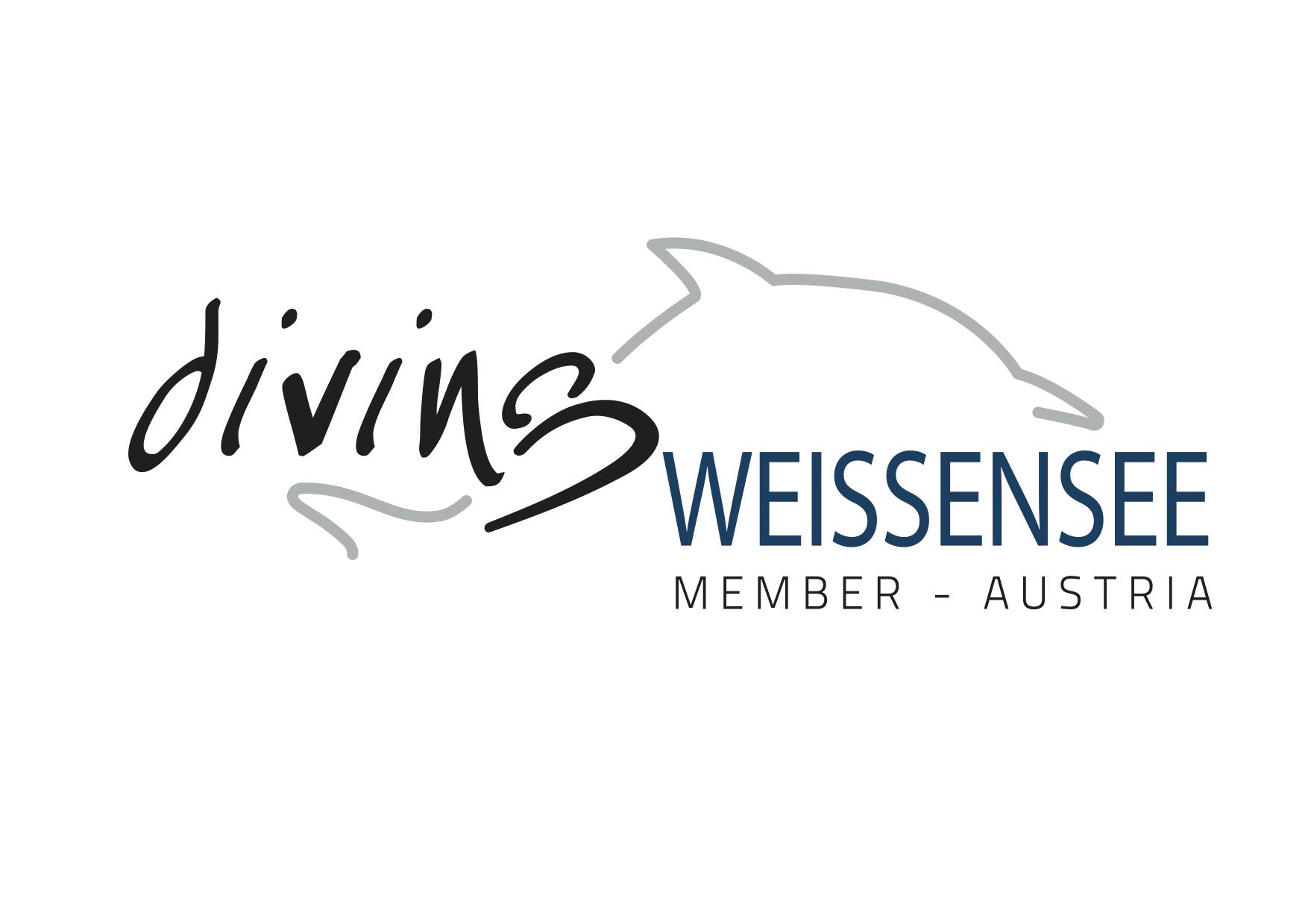 Diving Weissensee Logo