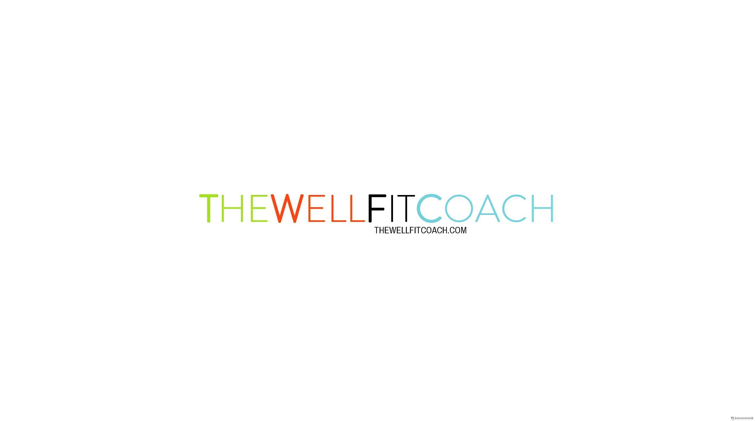 TheWellFitCoach Logo