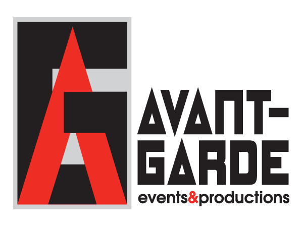 Avant-Garde Events and Productions Logo