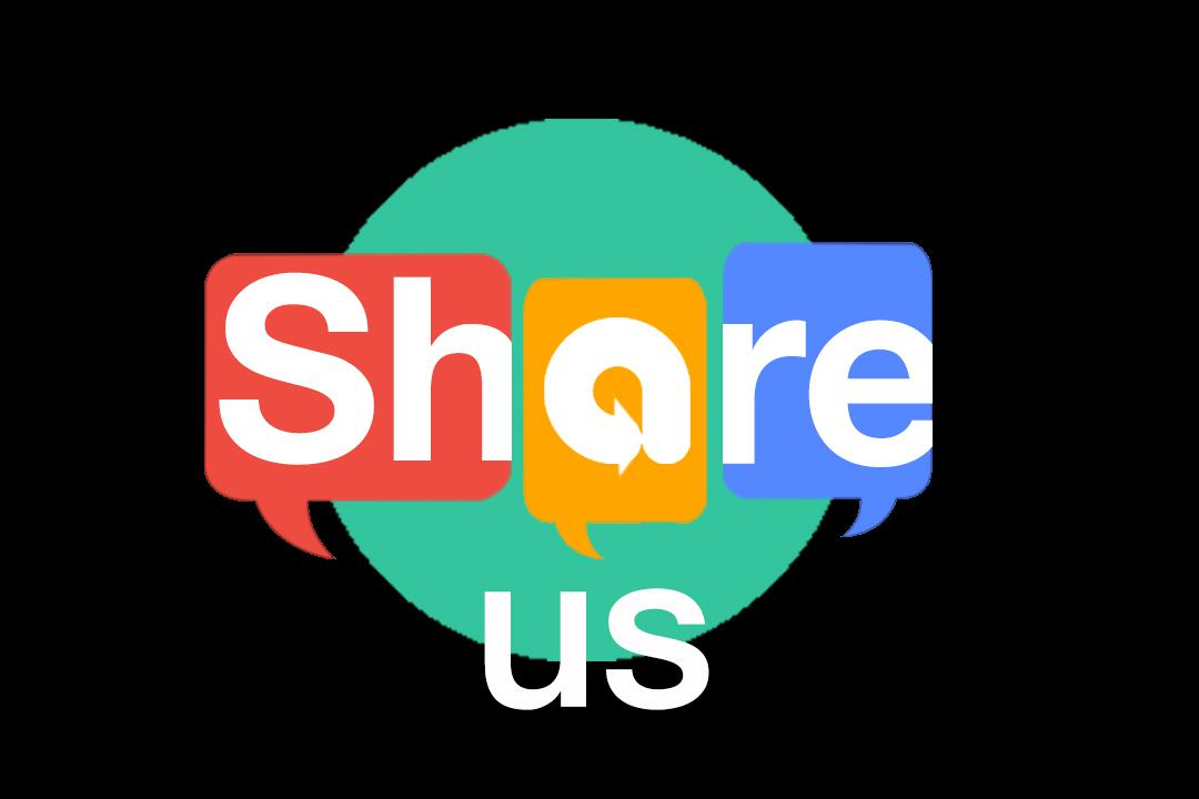 Share'Us Logo