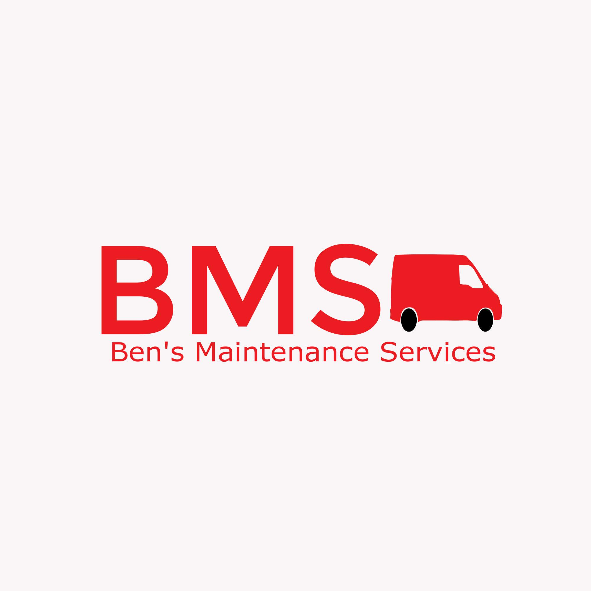 Ben's Maintenance Services Logo