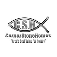 CornerStone Homes Logo