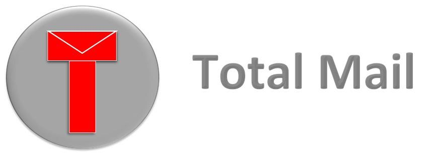 Total Mail Mexico Logo