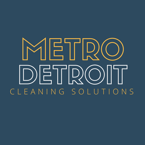 Metro Detroit Cleaning Solutions Logo