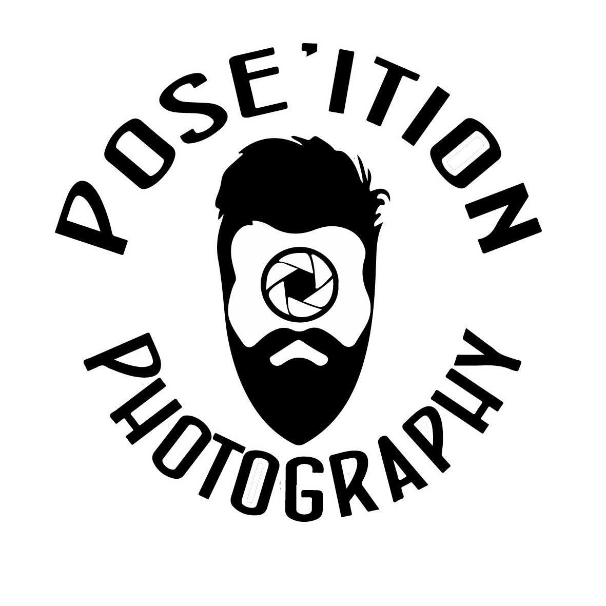 Pose'ition Photography Logo