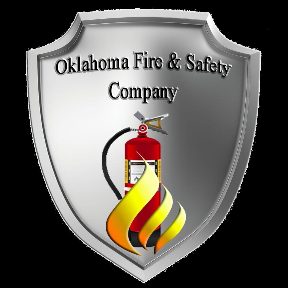 Oklahoma Fire Safety Company Logo