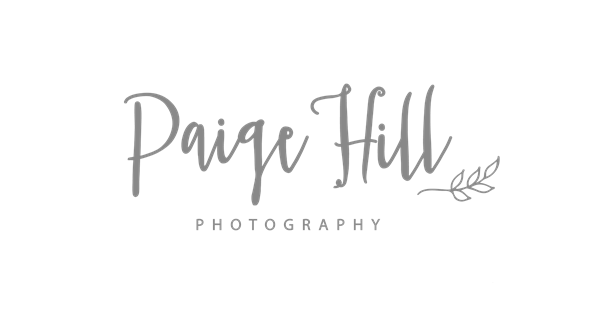 Paige Hill Photography Logo