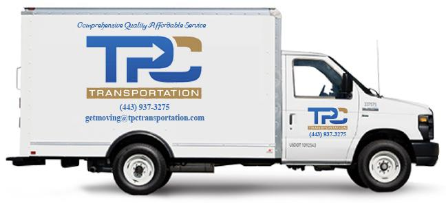TPC Transportation LLC Logo