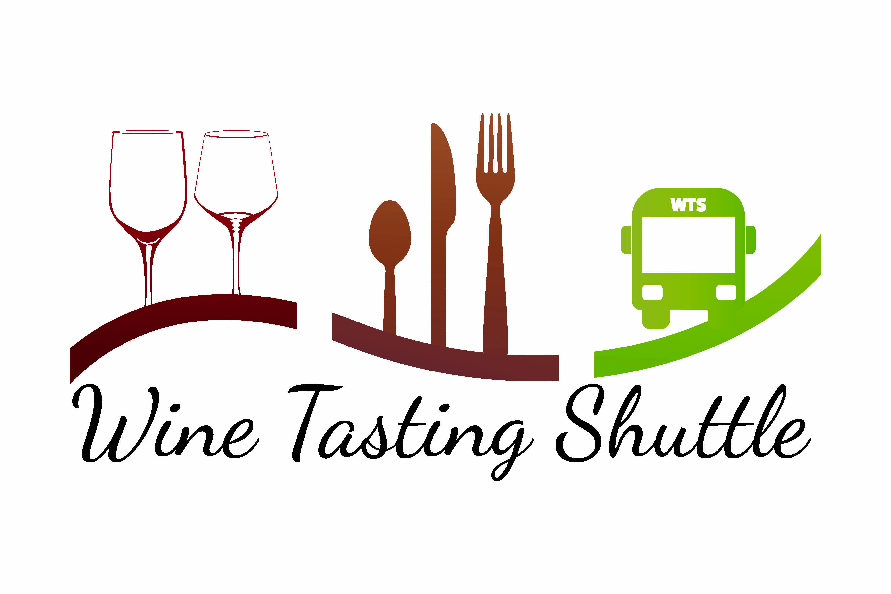 Wine Tasting Shuttle, LLC Logo