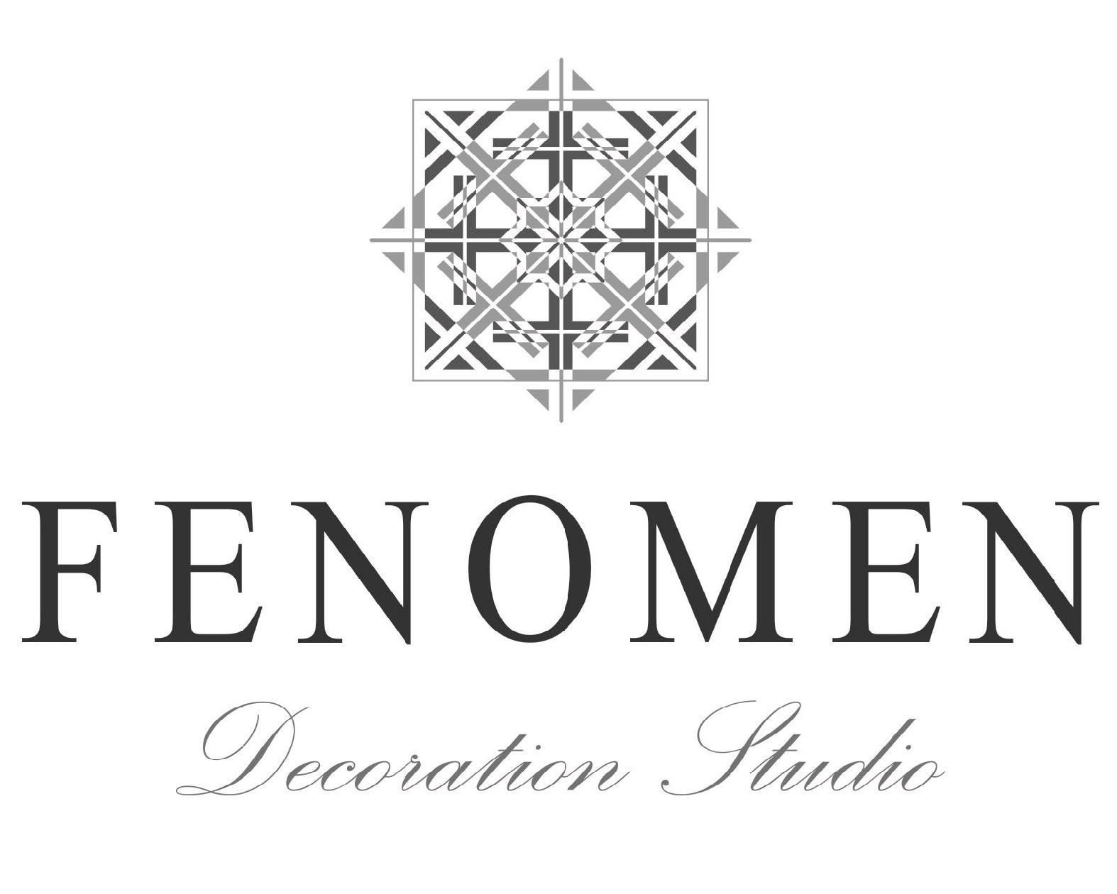 Fenomen Decoration Studio Logo
