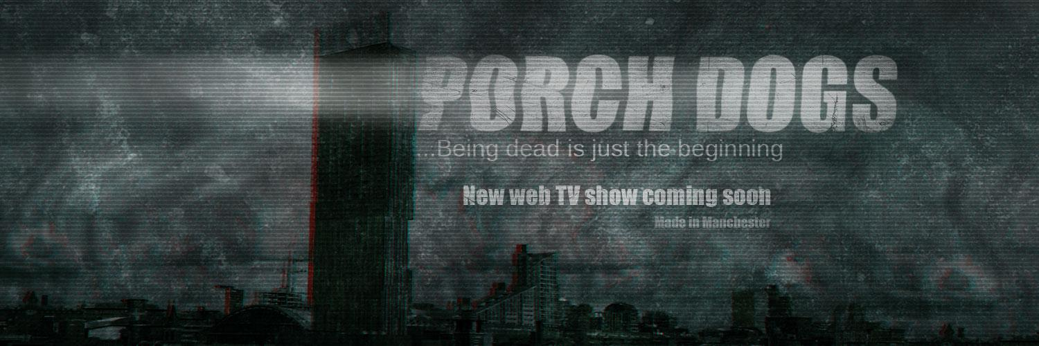 Porch Dogs Web Series Logo