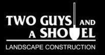 Two Guys And A Shovel Logo