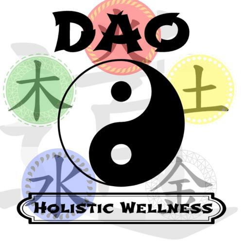 DAO Holistic Wellness Logo
