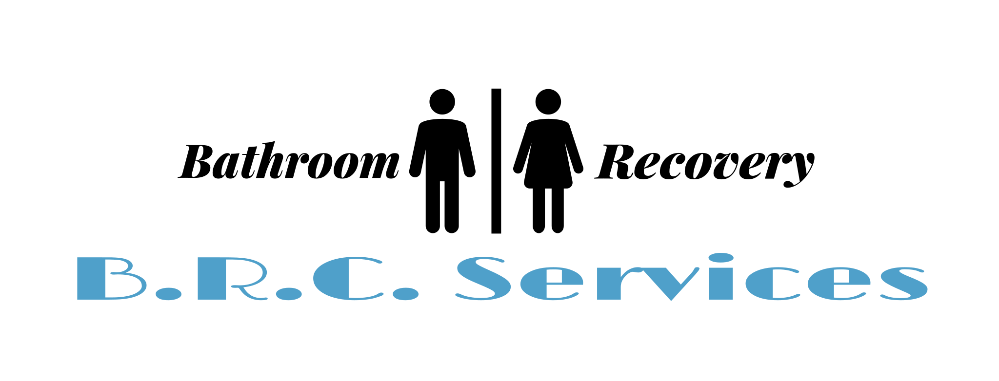 Bathroom Recovery Services LLC. Logo