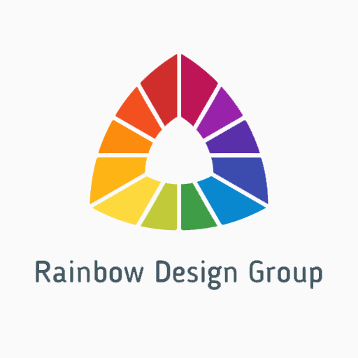 Rainbow Design Group Logo