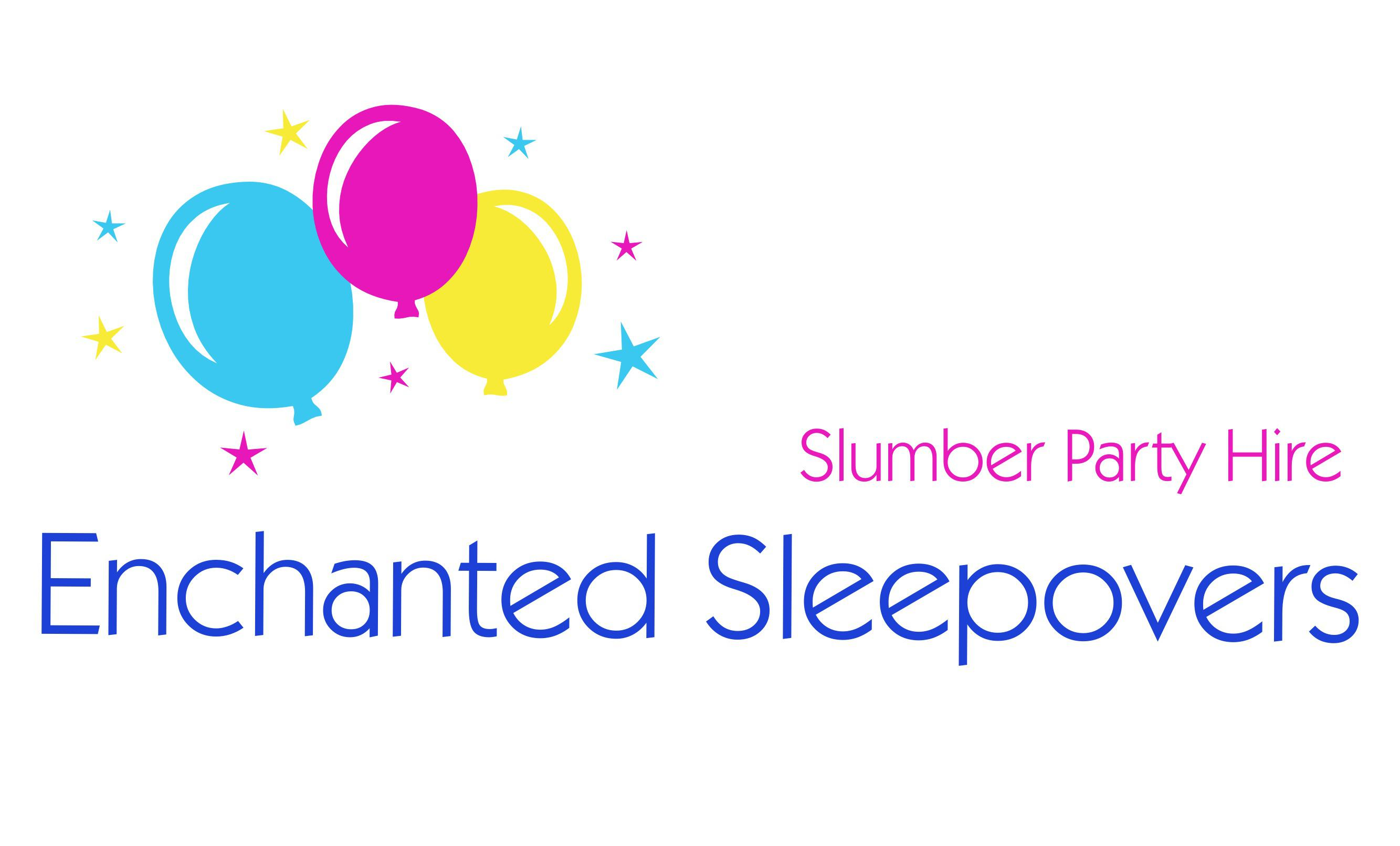 Enchanted Sleepovers Logo