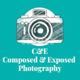 Composed & Exposed Photography  Logo