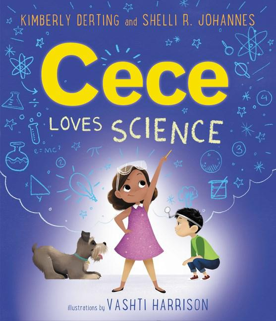 Cece Loves Science Logo