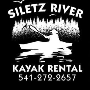 Siletz River Shuttle Service and Kayak Rental Logo
