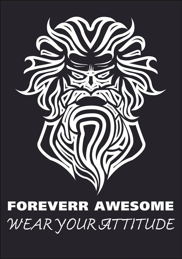 Foreverr Awesome Logo