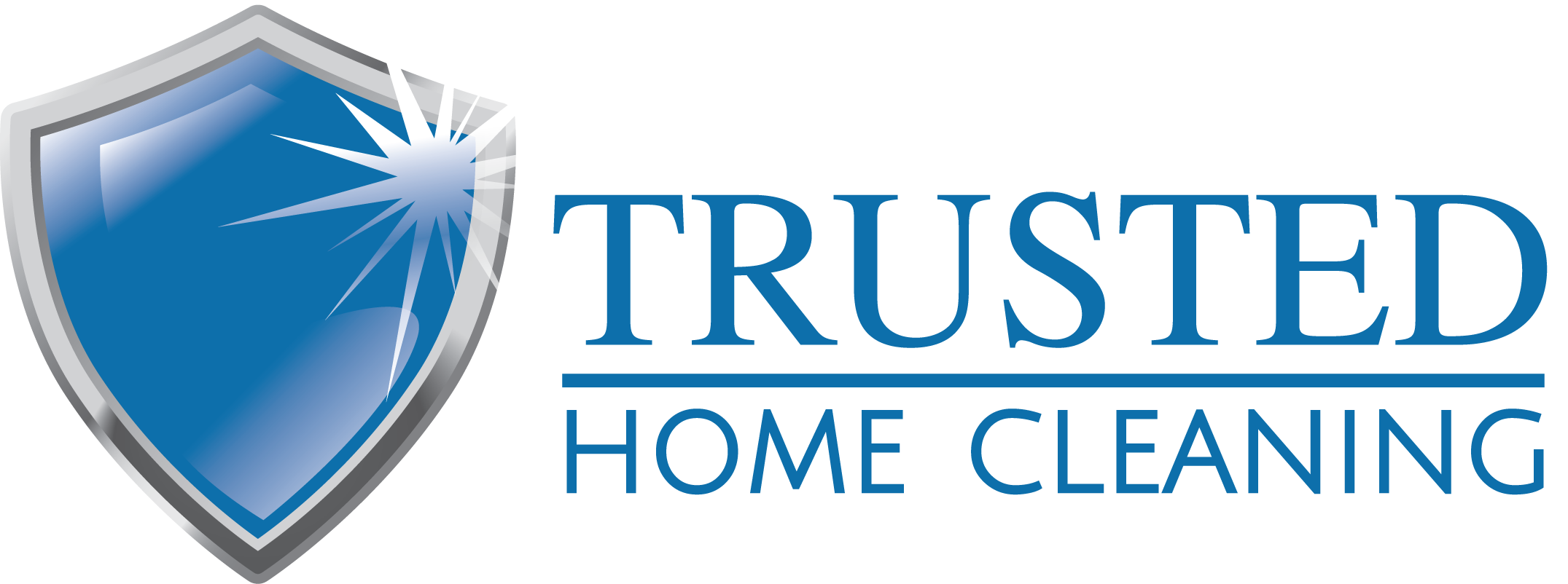 Trusted Home Cleaning Logo