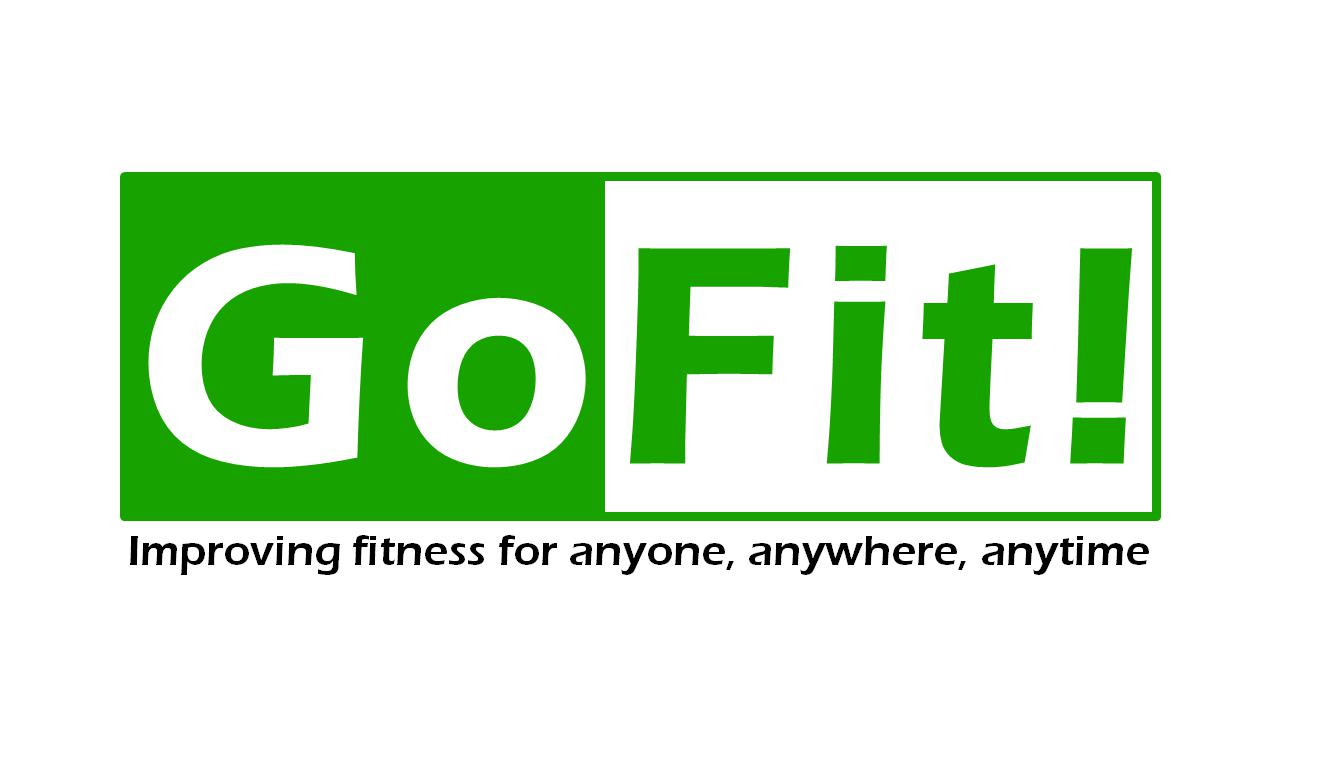 Go Fit! Logo