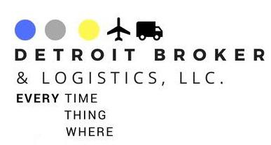 Detroit Broker and Logistics Logo