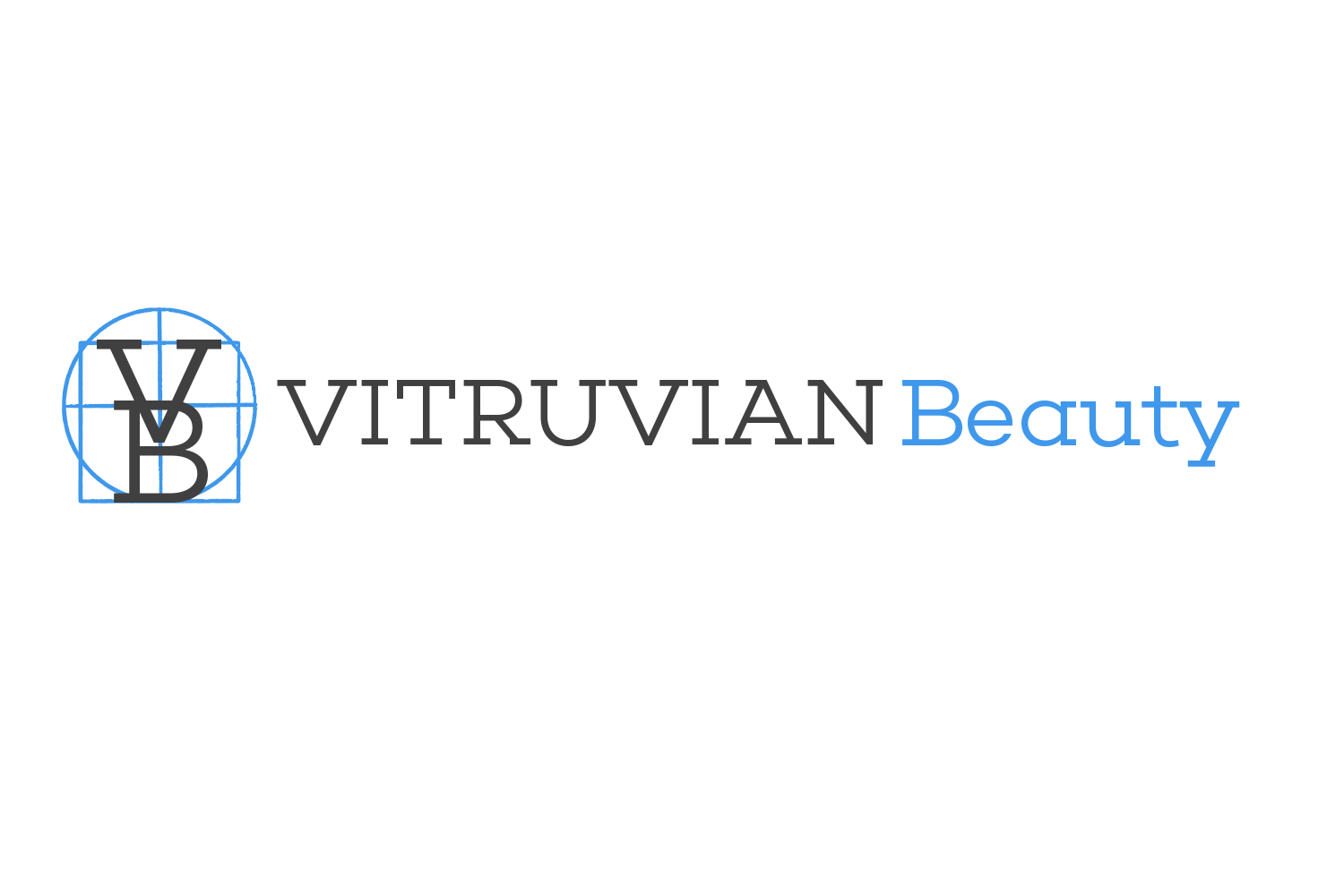 Vitruvian Beauty Logo