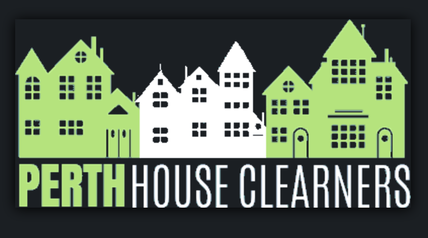 Perth House Cleaners  Logo