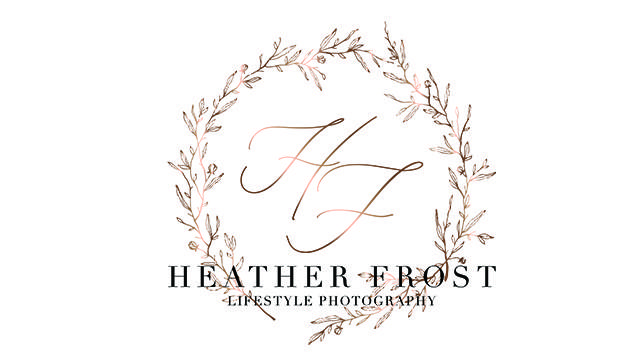 Heather Frost Photography Logo