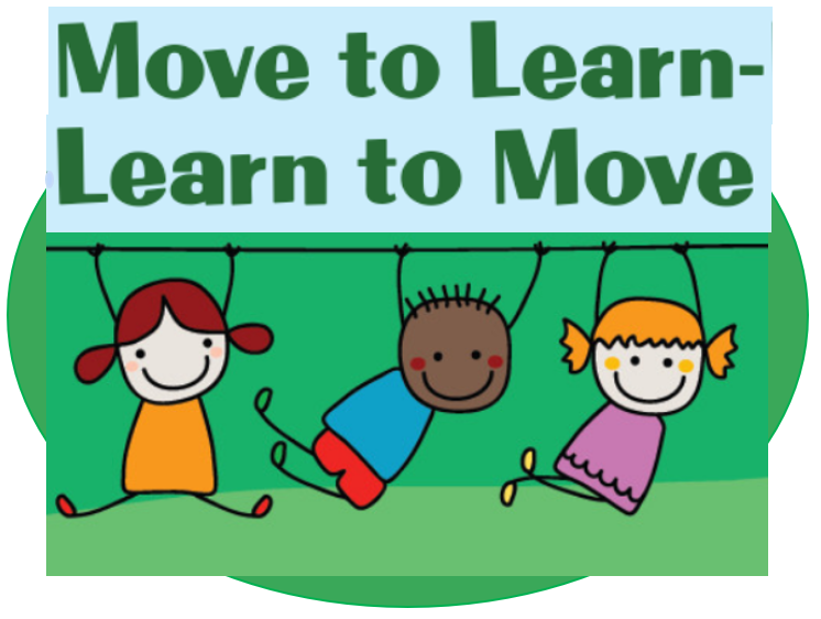 Paediatric Physiotherapy- Move to Learn-Learn to Move Logo