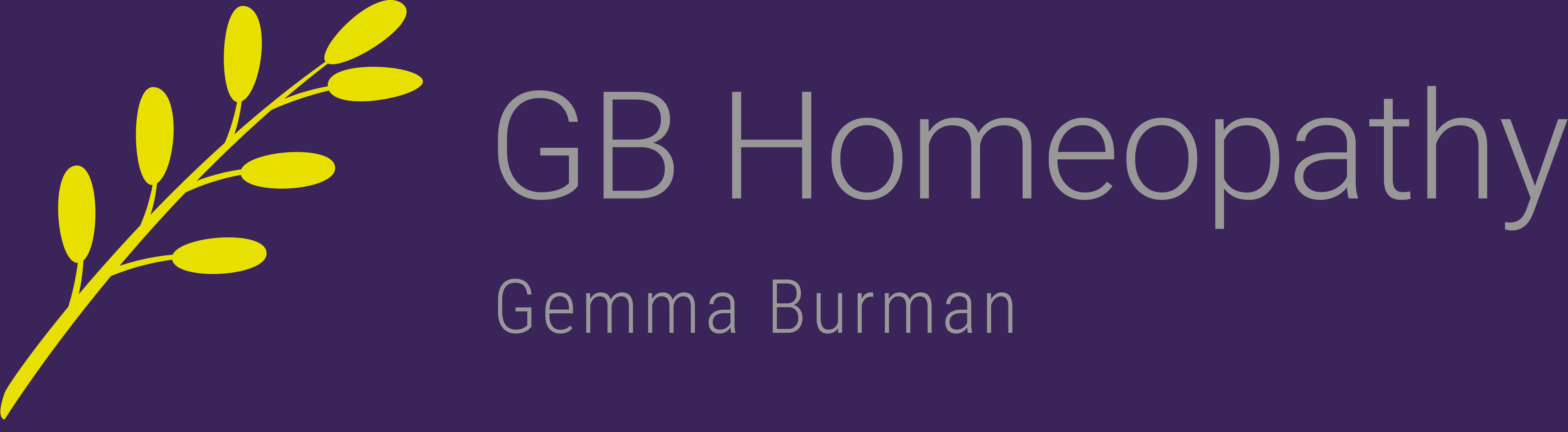 GB Homeopathy Logo