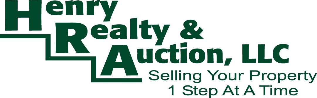 Henry Realty & Auction Logo