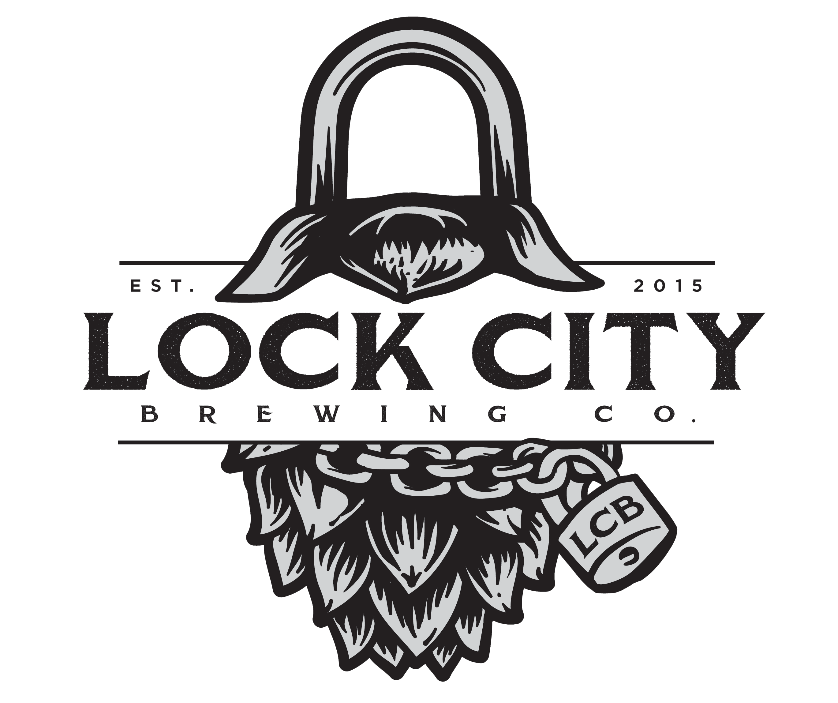 Lock City Brewing Logo