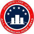 Palmer Lake VFW Logo