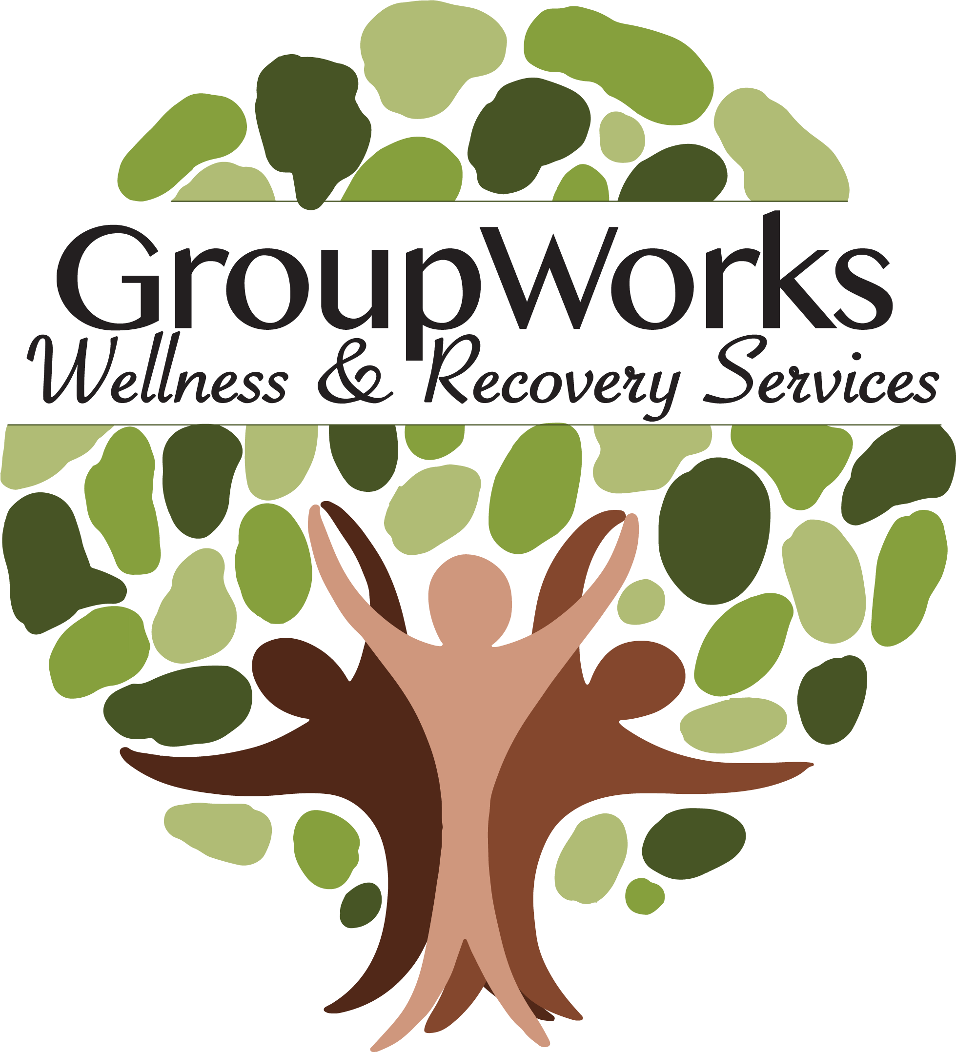 GroupWorks Wellness & Recovery Services Logo