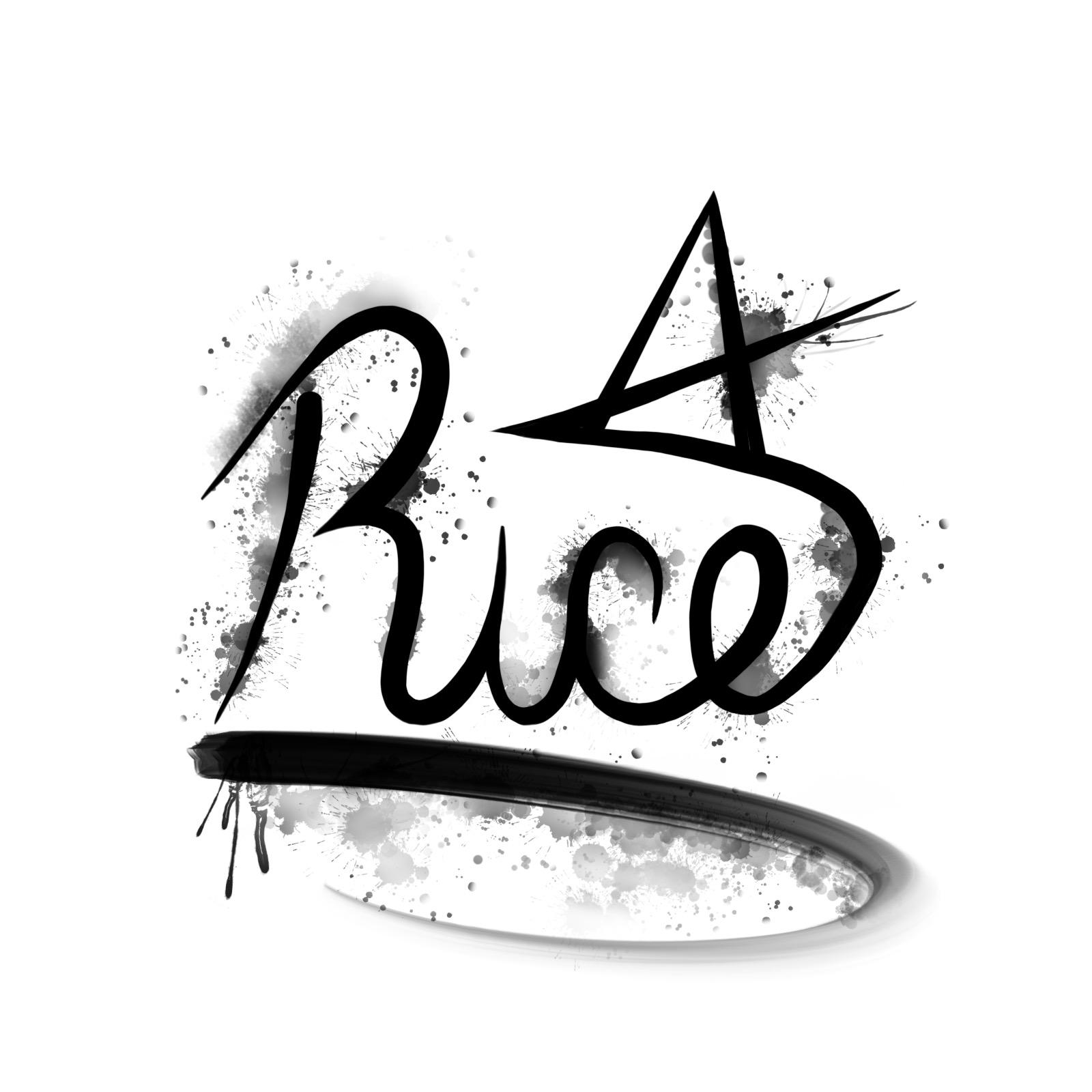 April Rice Art Work Logo