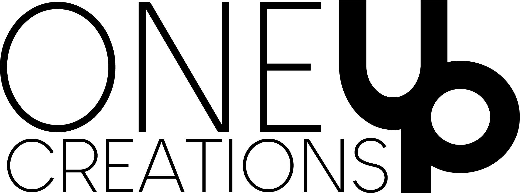 OneUp Creations Logo