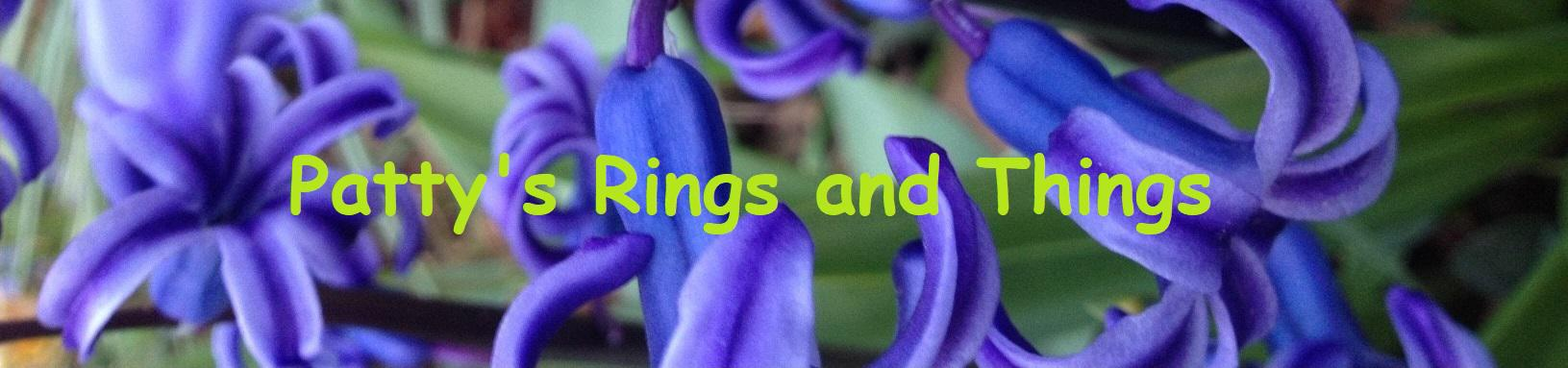 Patty's Rings and Things Logo