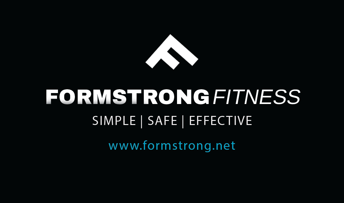 Formstrong Fitness Training Logo