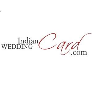 Indian Wedding Card Logo