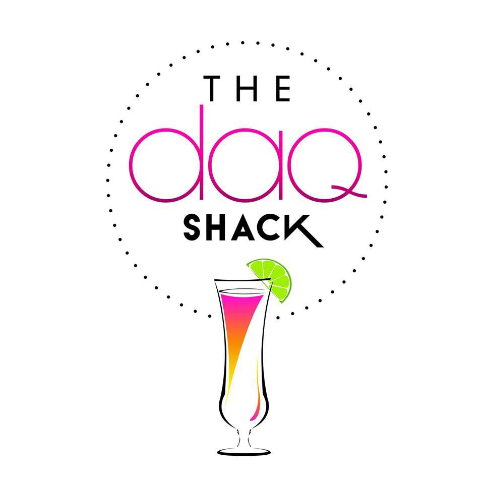 The Daq Shack & Package Store Logo
