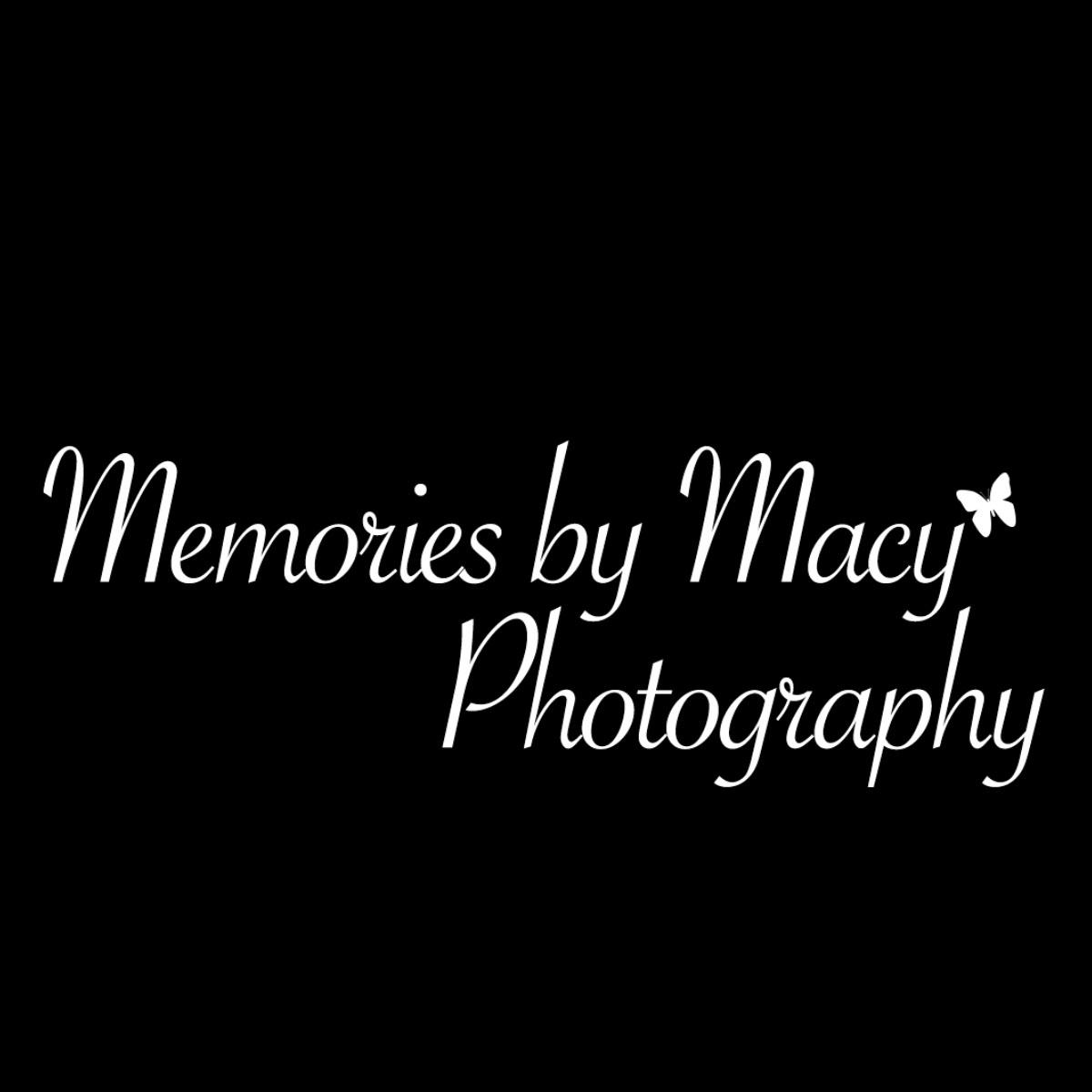 Memories by Macy Photography Logo