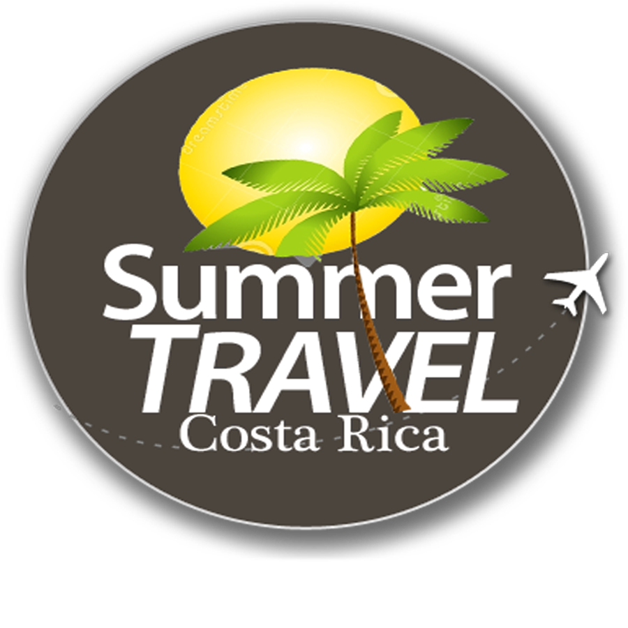 Summer Travel Costa Rica Logo