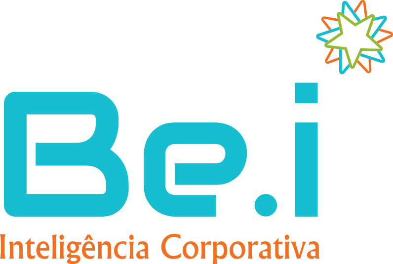 Be.i Inteligência Corporativa Logo