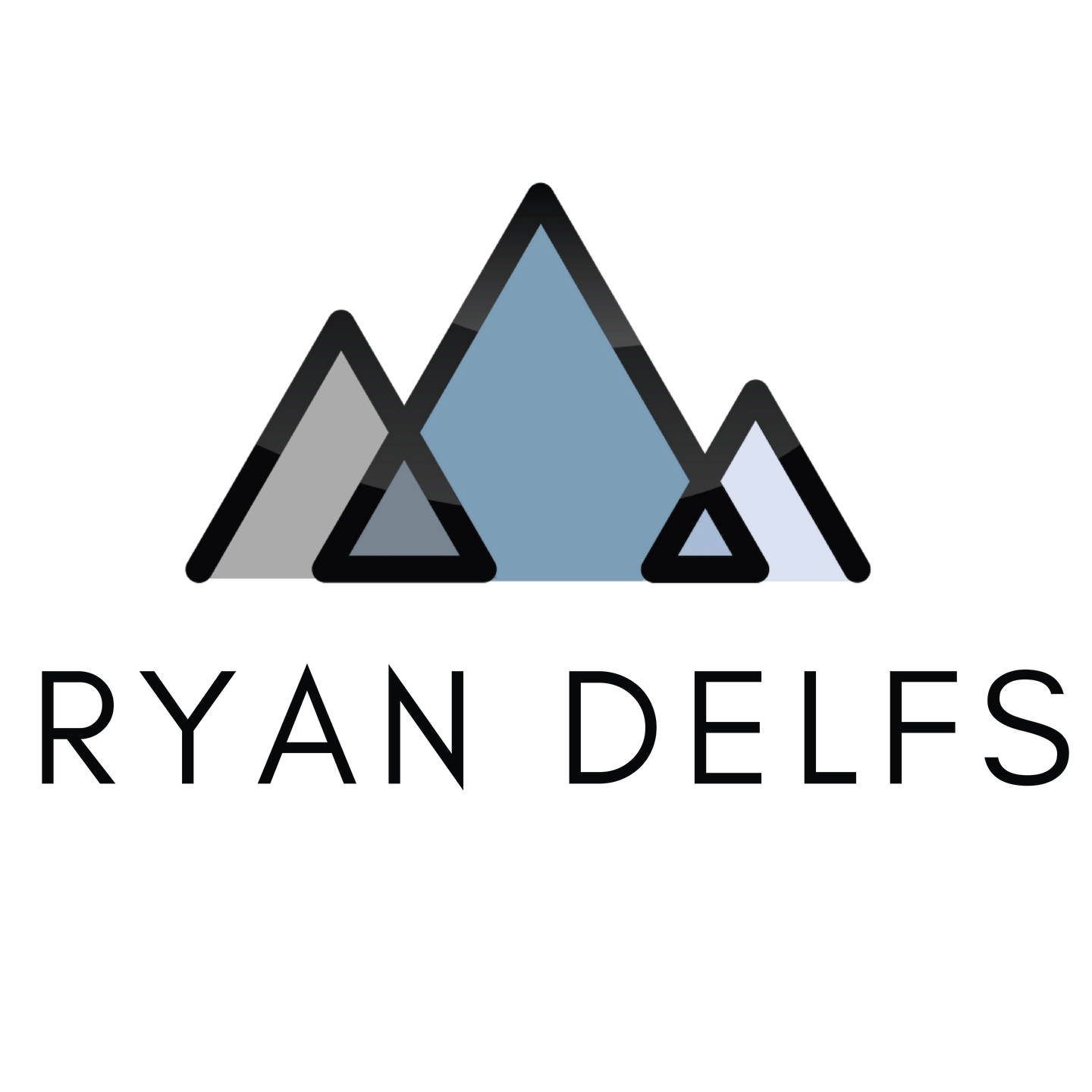 Ryan Delfs Mortgage Broker Logo