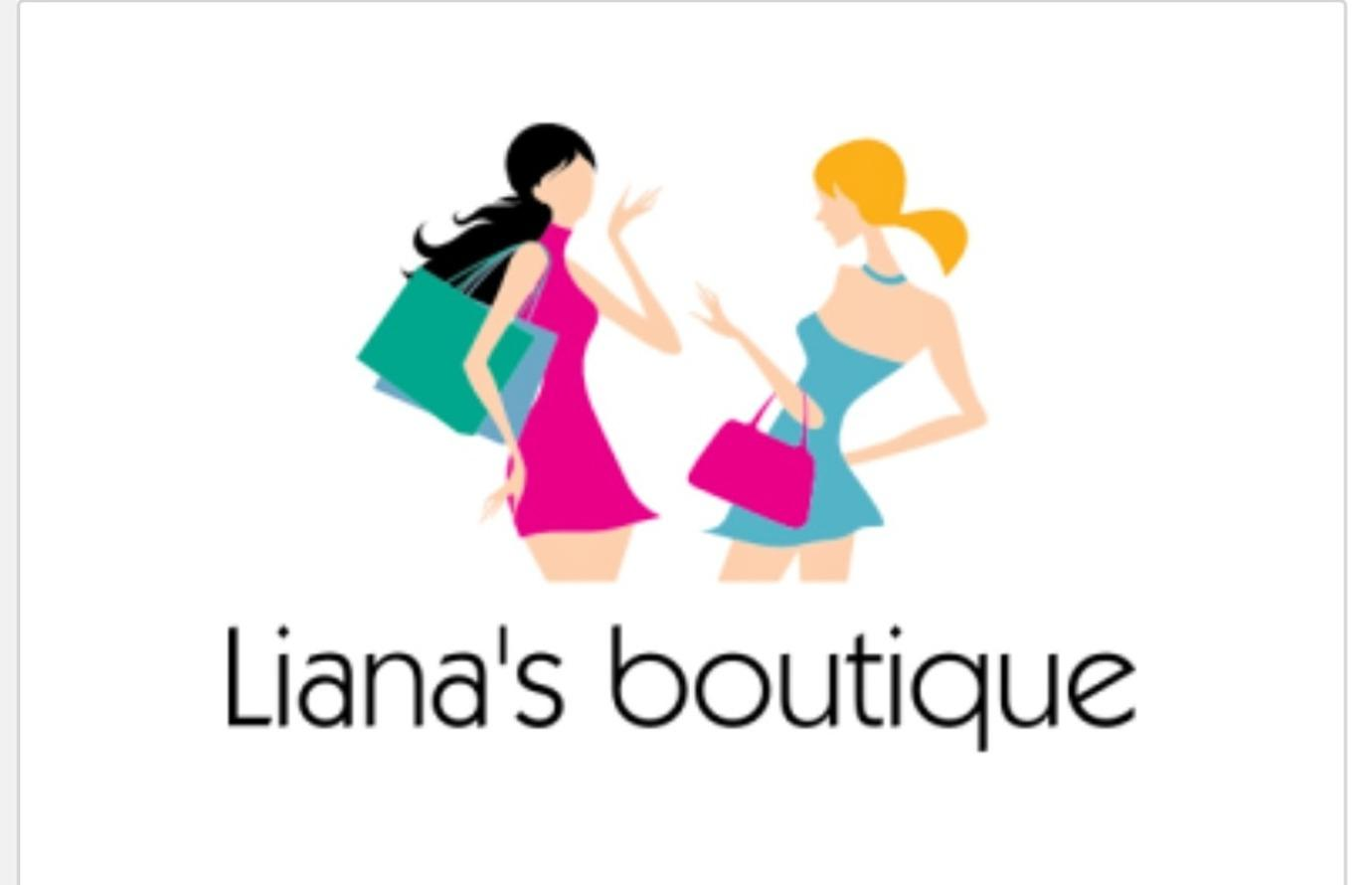 Liana's Fashion Boutique Logo