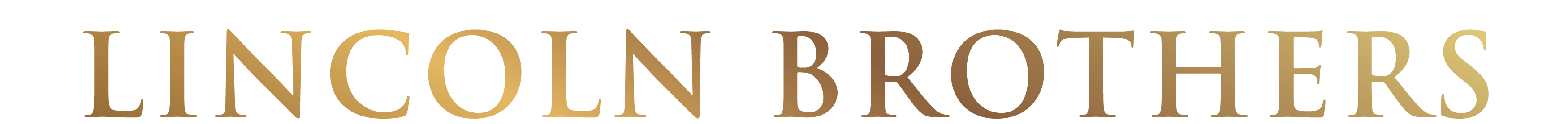 LINCOLN BROTHERS CO Logo