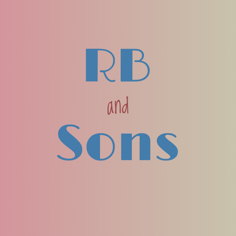 RB and Sons Logo