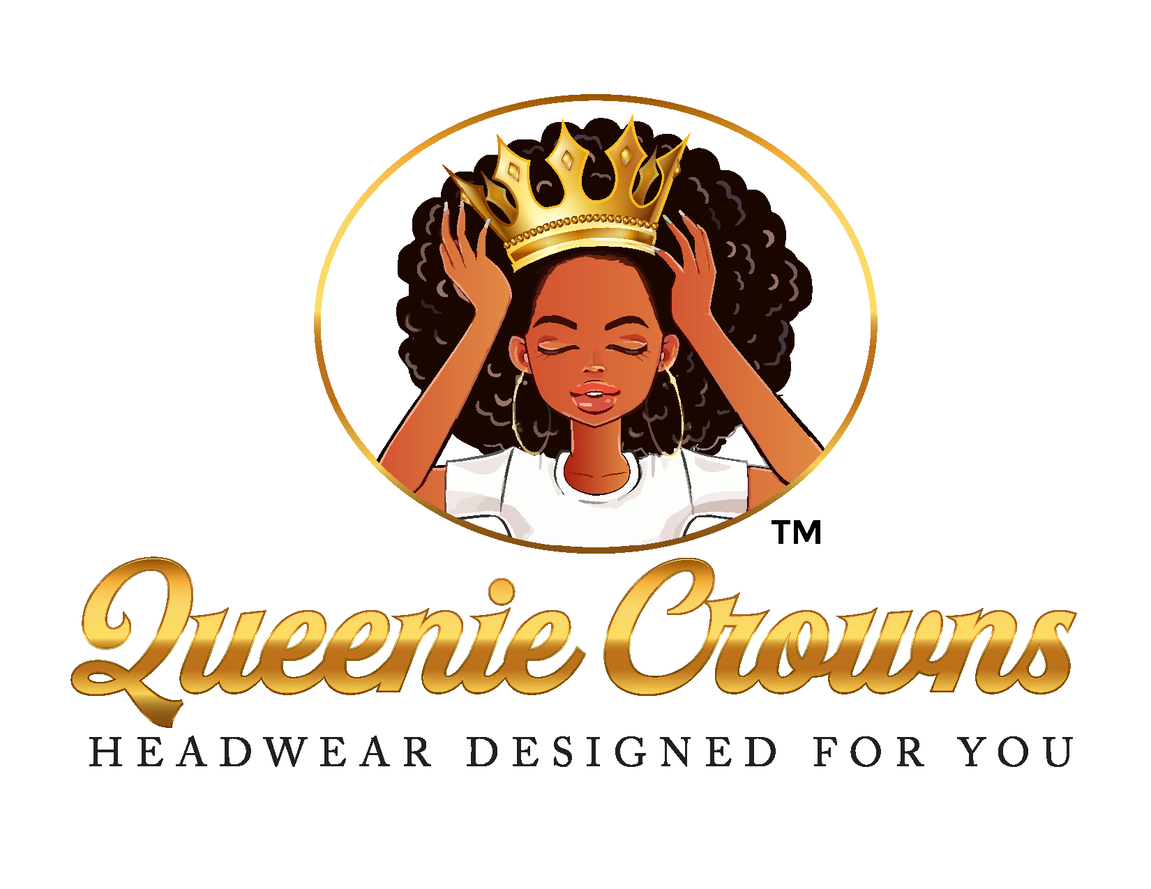 Queenie Crowns Logo